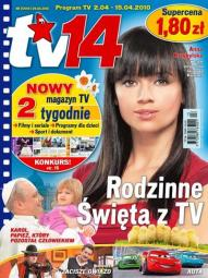 Gazeta TV14 program na 2 tygodnie / TV gids